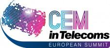 CEM in Telecoms logo
