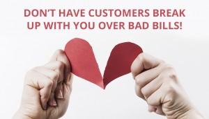 Bad Bills kill good relationships